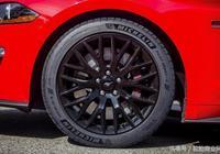 米其林為福特野馬提供定製輪胎