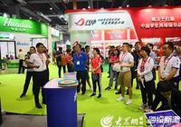 李莊鎮赴國際體博會招商路演 36家體育繩網企業參會
