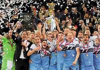 拉齊奧捧得意大利杯 亞特蘭大輸球不服
