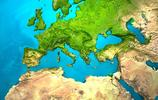 「精美地圖」直觀地形圖帶您瞭解世界七大洲(豎屏更好看)