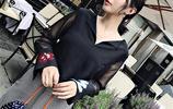 30歲女人都在穿的雪紡襯衫,簡約大氣,穿出知性優雅