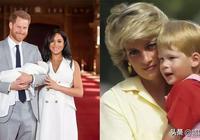"""哈里王子喜得貴子,一副認真""""爸爸""""模樣,與當年單身時判若兩人"""