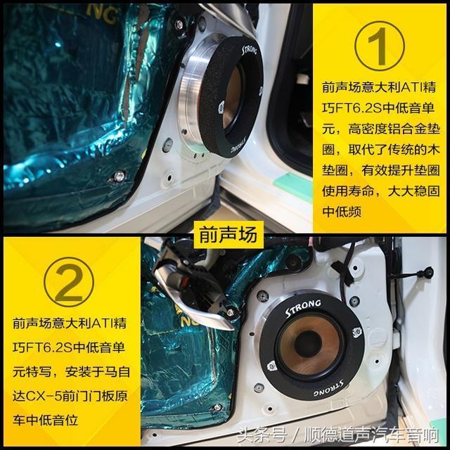 馬自達CX-5——BOSE音響又如何?