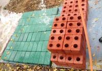 老百姓有福了!國外發明積木磚,用不到一袋水泥,兩天蓋個樓