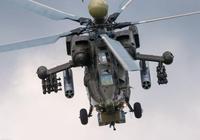 這架直升機叫做浩劫,專門用來對抗阿帕奇,不怕反坦克導彈