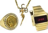 貓王身前所有的珠寶腕錶
