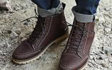 秋冬轉涼,經典款男士馬丁靴,顯高顯瘦大長腿,帥氣有型魅力十足