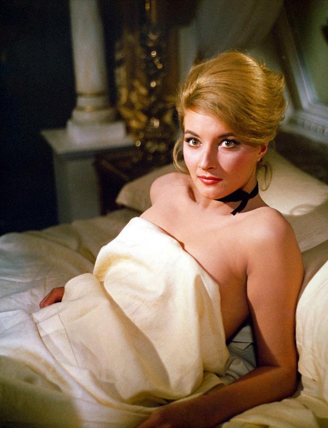 最美14位歷任邦德女郎,蘇菲·瑪索只排第5