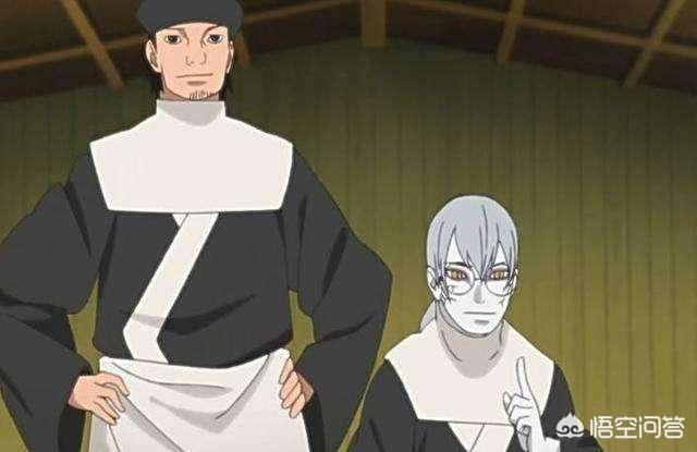 《火影忍者》裡木葉村的村民都是什麼身份啊,擁有忍者能力嗎?