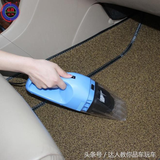 車載吸塵器,讓細菌無處可藏