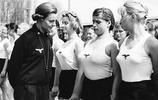 揭祕二戰時期鮮為人知的德國女兵,千萬不要被圖9的外表所欺騙