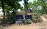 實拍滑縣鮮為人知的蔡京墓,與北宋第一奸臣重名,墓土是黑色成謎