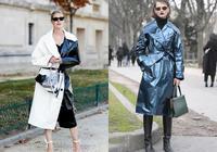 冬天除了羽絨我們還能穿什麼?少不了熱巴,何穗都愛穿的皮外套!