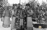 清末老照片:遲暮之年的慈禧太后、穿著官服真實的清朝官員