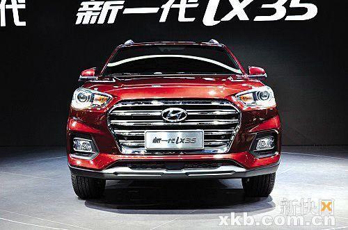 北京現代深挖SUV市場