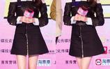 夢瑩熱巴與溪芮 楊冪手下三朵小花個個大長腿 你們最喜歡誰?