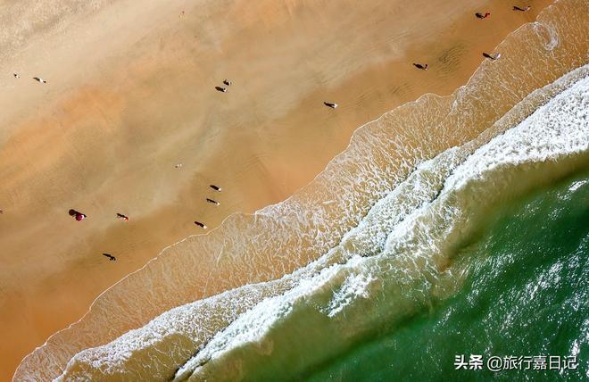 中國有一條沿海旅遊公路,讓你自駕時能看到海,一天玩遍諸多海灘