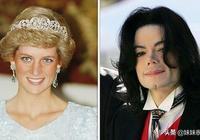 傑克遜送給戴安娜無價之寶,戴妃是傑克遜歌迷,曾有過一段交集!