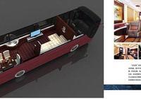 自行式房車系列之房車設計