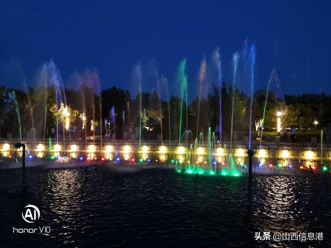 北戴河奧林匹克公園七一建黨節歡樂之夜