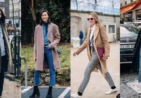 冬日上班拒絕路人感,趕緊試試西裝+大衣疊穿!