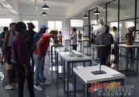 景德鎮陶瓷大學舉辦首屆留學生陶瓷作品展