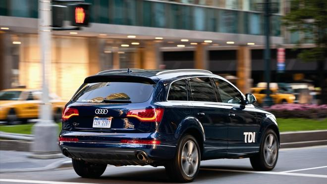 奧迪Audi Q7 TDI 2012款