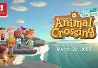 《動物森友會 新視界》將於3月20日發售 公開新宣傳片與直播演示