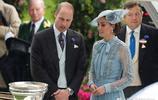 凱特王妃參加賽馬會
