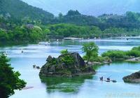 美麗中國——楠溪江
