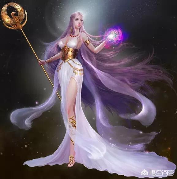 希臘神話中最完美的女性是誰?