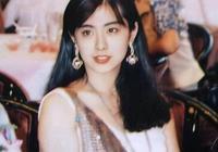 王祖賢與張國榮合影被恢復高清,巔峰顏值俯視網紅臉