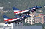成飛精品,八一飛行表演隊好伴侶,國產殲-10戰鬥機造就國家名片