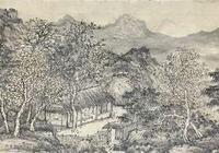 朱榮賢山水畫裡的詩意生活