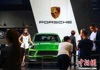 太原國際汽車展覽會啟幕