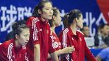 中國女排3比0德國 朱婷休戰 郎平悉心指導+張常寧暴扣+集體慶祝