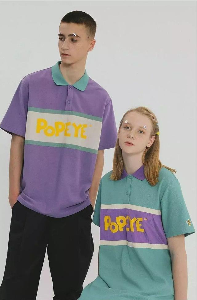 T恤穿膩了怎麼辦?立馬換上比它還百搭的POLO衫