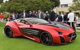 全球最奢華的車展,圓石灘車展