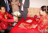 陝西寶雞農村結婚 天不亮就出門娶媳婦
