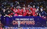美國男籃逆轉阿根廷 問鼎美洲盃