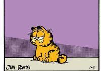 加菲貓漫畫|在身邊就煩,不在身邊又想,這樣切克鬧的朋友,你有嗎