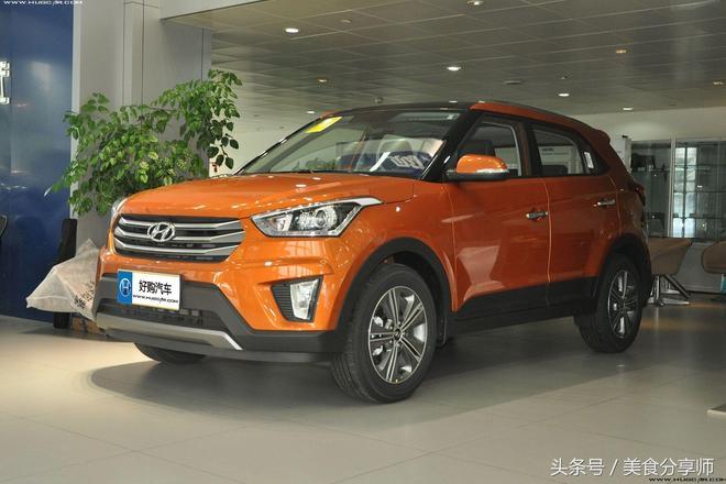 汽車圖集:北京現代ix25