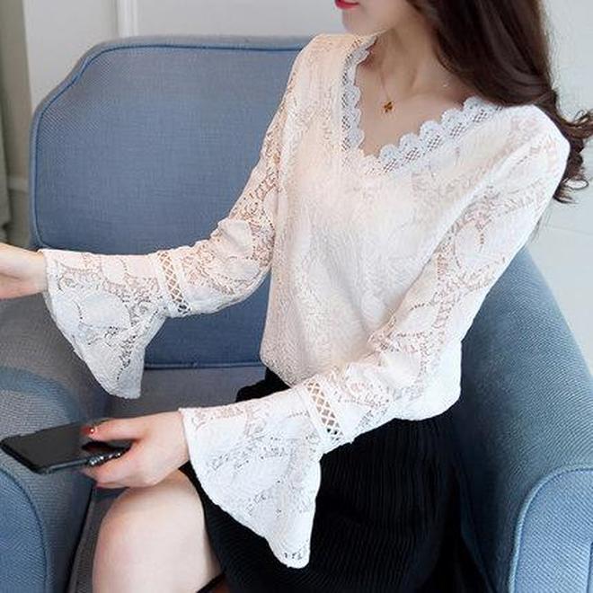 秋冬新款雪紡衫 職業襯衣 加厚加棉 穿上它特顯氣質