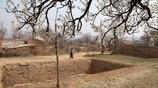 實拍農村4000年曆史的地坑院,看看一年四季農民真實生活是啥樣