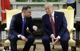 波蘭總統同意購買美國F-35後 特朗普承諾將為其派遣2000美兵