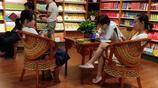 老書店重新裝修,成市民消夏納涼好去處