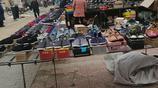 實拍東北縣城最大的農貿市場15圖,現在的生意不好做