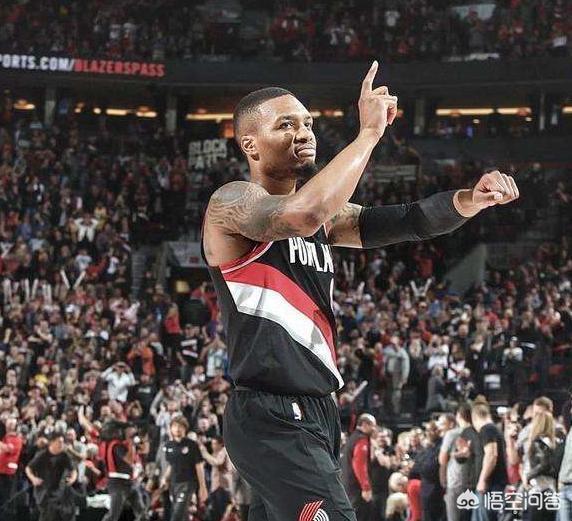 美媒近日評選出NBA現役得分能力前10排名,威少落榜,詹姆斯第4,你覺得合理嗎?