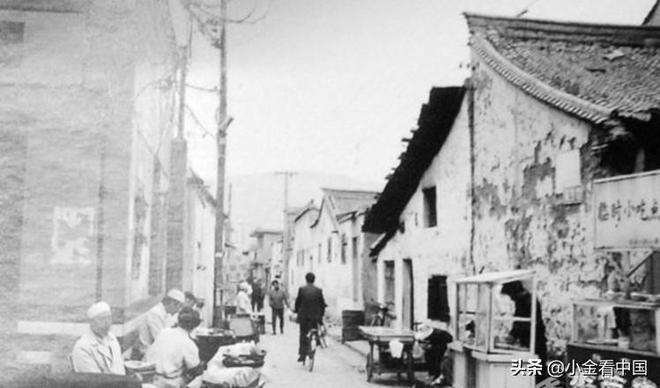 甘肅天水城市圖錄,昔日影像看曾經風貌,不要忘了過去身邊的風景