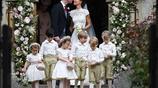 凱特王妃妹妹琵琶密道頓出閣,婚紗應該全球都會喜歡吧